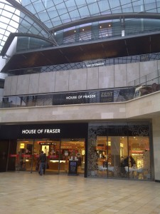 House of Fraser Bristol