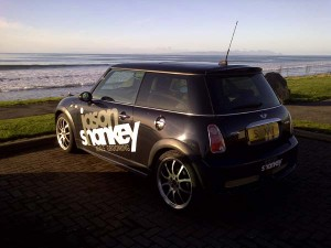 The Shankey Mini Cooper S Works